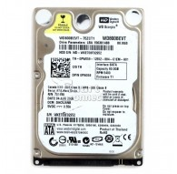 Hard Disk per Notebook 160Gb SATA 2.5 5400 rpm Varie Marche