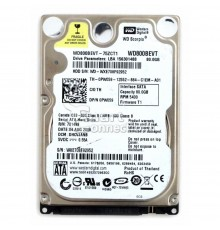 Hard Disk per Notebook 250Gb SATA 2.5 5400 rpm Varie