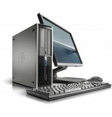 """Bundle PC HP 6000 PRO + Monitor 19"""" DELL LCD + GARANZIA 2 ANNI"""
