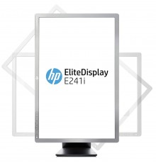 "HP Monitor EliteDisplay 24"" modello E241i"