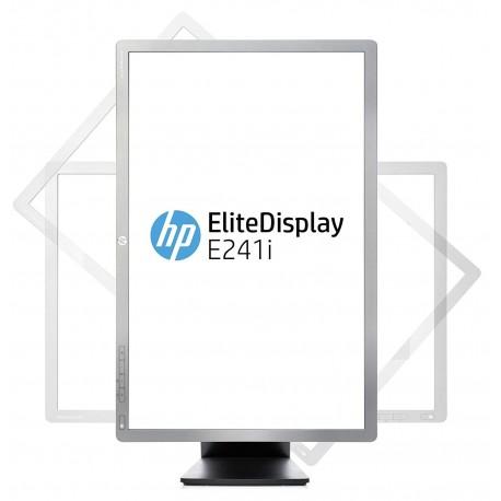 """HP Monitor EliteDisplay 24"""" modello E241i"""