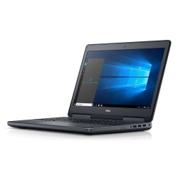 Dell Precision 7510 Workstation Mobile Quadcore