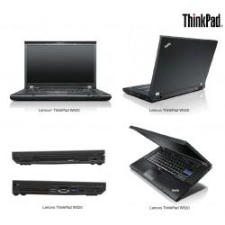 LENOVO Thinkpad  W520 Nvidia Quadro