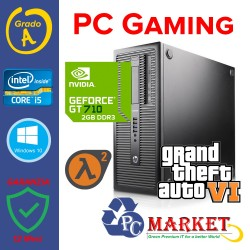 HP EliteDesk 800 TOWER Core i5 - Gaming