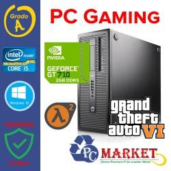 HP EliteDesk 800 TOWER Core i5 - Gaming
