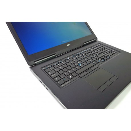 Dell Precision 7710 Workstation Mobile Quadcore
