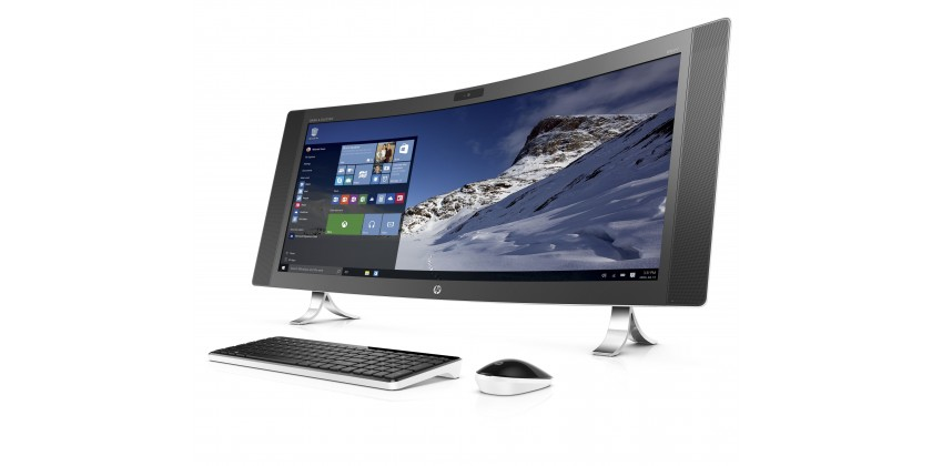 Envy 34: HP presenta il nuovo All-In-One