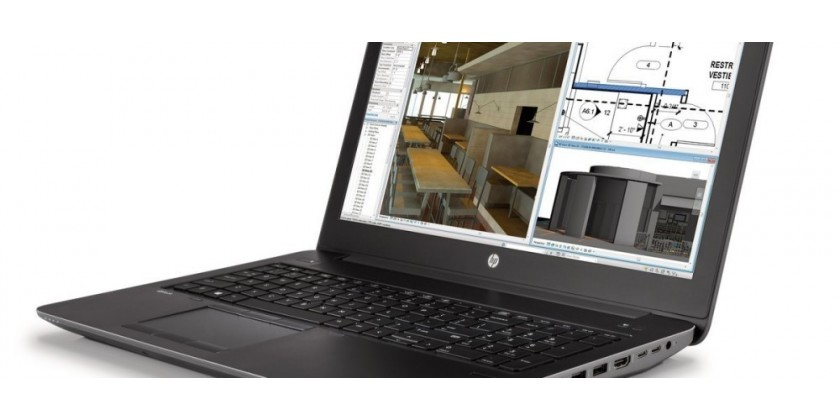 ZBook 17 con supporto VR, le nuove workstation HP